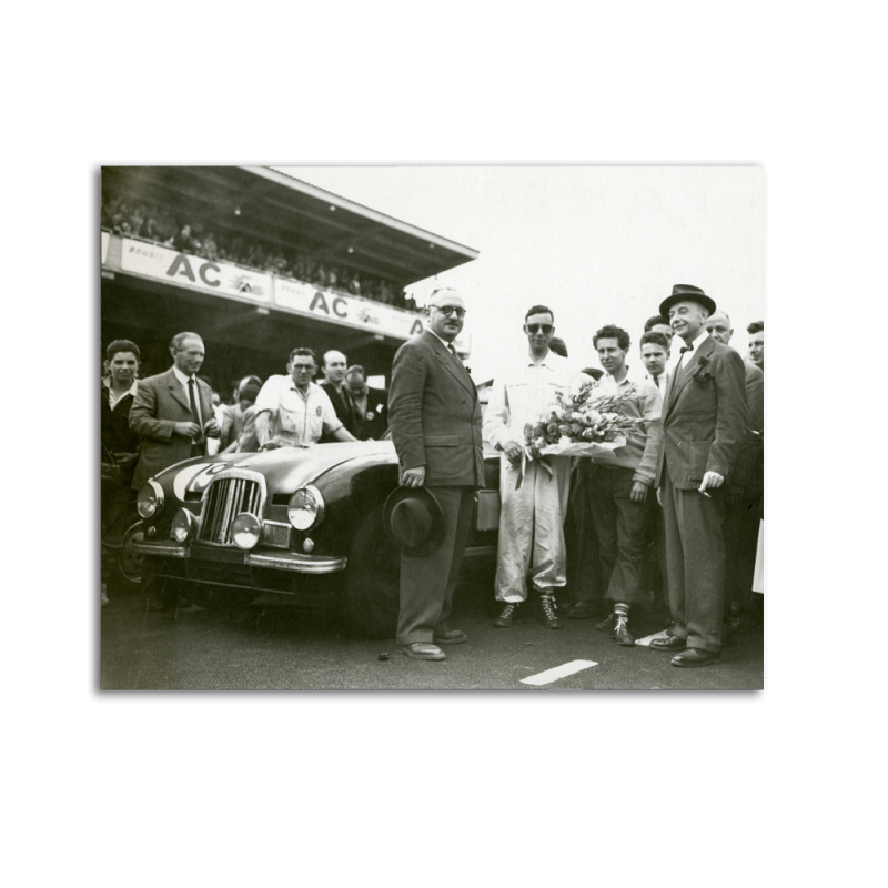 Laminage Ford Mkiv 1967