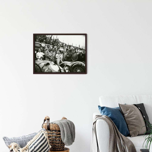 Women's Racing Polo Shirt