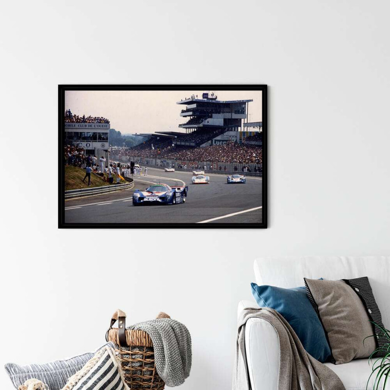 Spark 1/43 Toyota Lm18/8