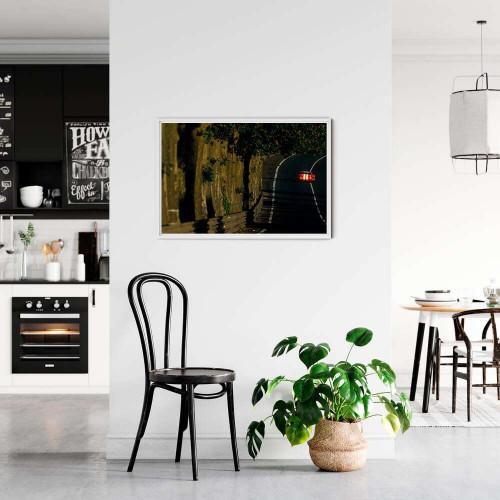 Plaque émaillée Affiche 1955