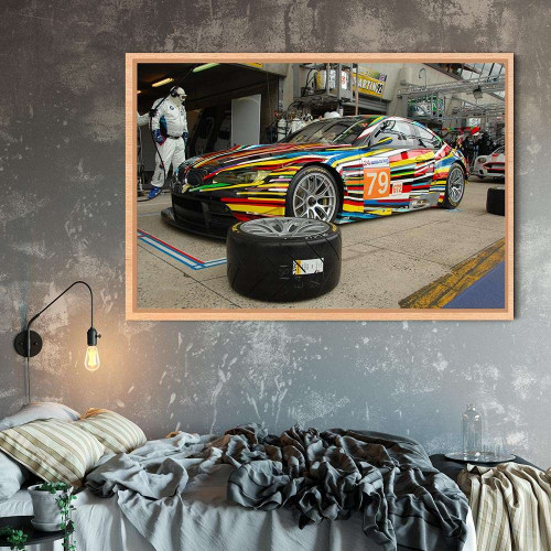 Softshell Homme Racing