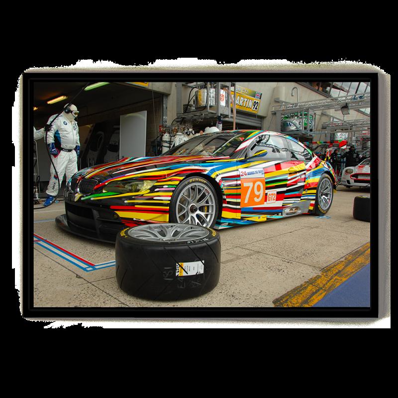 Affiche Le Mans 1949