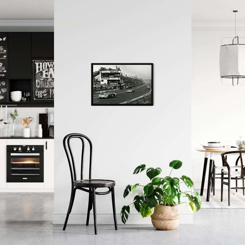 Affiche 1962