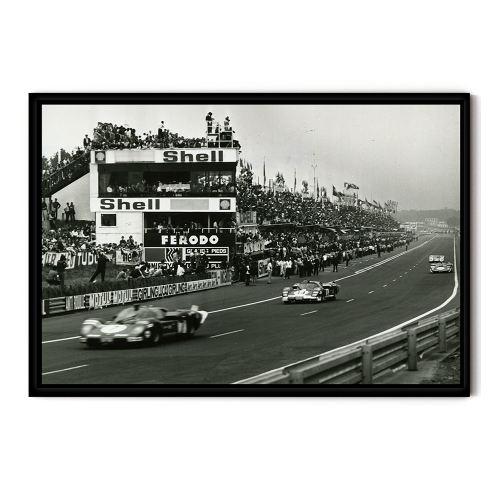 Ouvrage Michelin Design Le Mans 2030