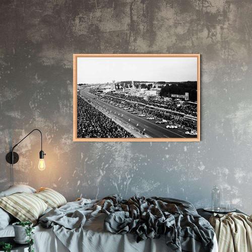 Carte Postale Bmw V12 Lmr Lm1999