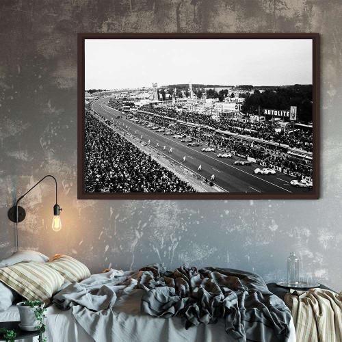 Carte Postale Alpine A460 2016