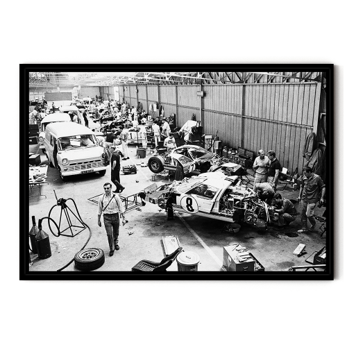 Lm94/35 Porsche 962 Gt-lm Shell