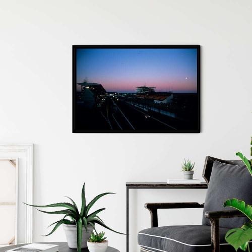 Polo F Gant Badge