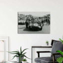 Carte Postale Jaguar 1956
