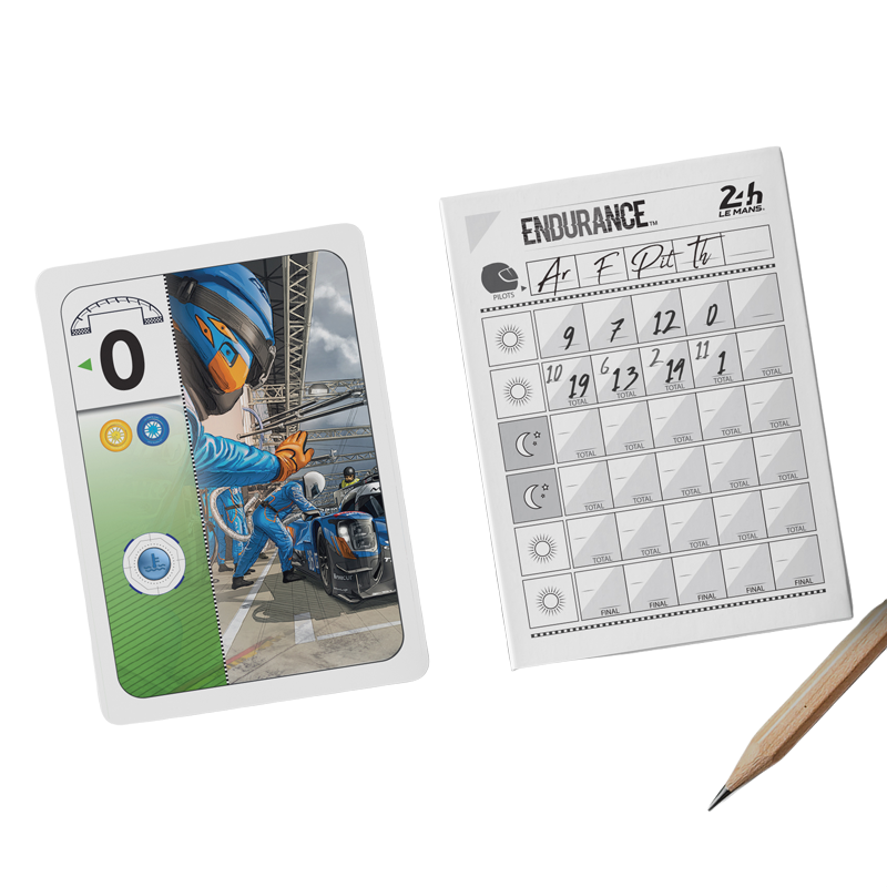 Affiche Porsche Gmund Silver - Unique & Limited