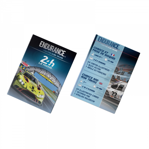 Affiche Ferrari 412p 25 1967 - Unique & Limited