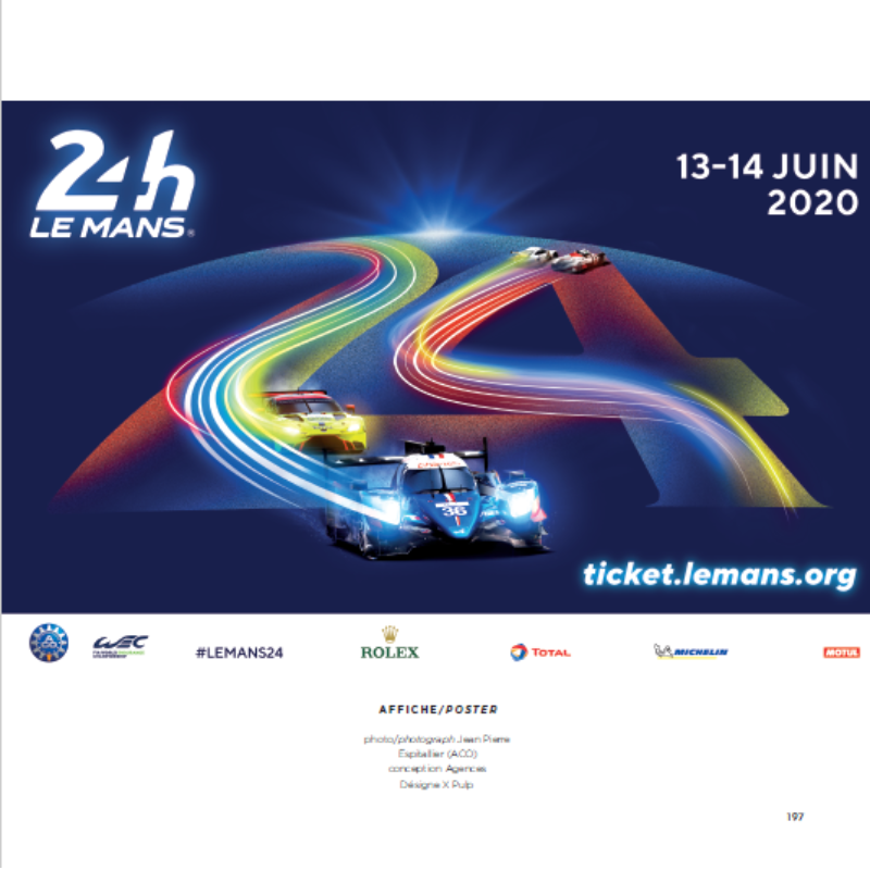 Affiche Porsche 917 Sal/mar/gu - Unique & Limited