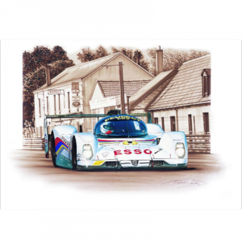 Men's Polo Shirt « sponsors »