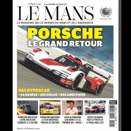 Depart Couru Le Mans 1966