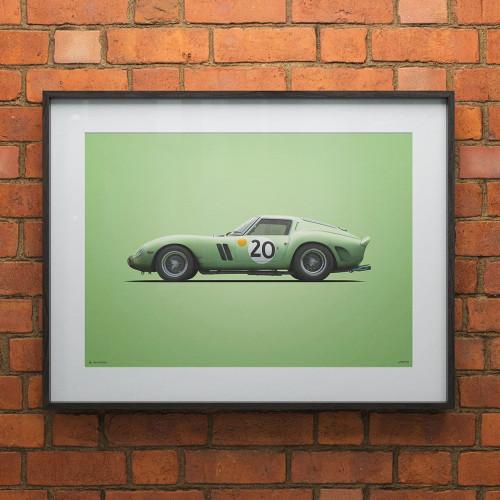 Poster Winners Porsche 917