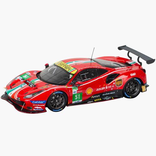 Affiche Le Mans Classic 2018